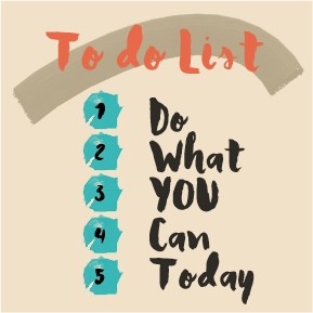 To do List, Self-Publishing